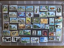 Fiji stamps unchecked collection (zz994)