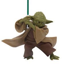 Jedi Knights Master Yoda Doll Star Wars Props Sword Garage Kit Resin Handmade