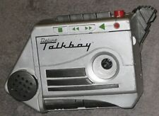 1992 TIGER Deluxe Talkboy Tape Recorder and Player As Seen in Home Alone 2 ~ GC