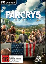 Far Cry 5 PC Original Uplay Key RU+CIS Region - Multilang -SALE