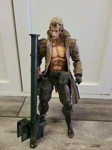 Square Enix Play Arts Kai Metal Gear Solid Liquid Snake figure New