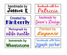 custom name self ink handmade with love by business pre ink personalized stamp