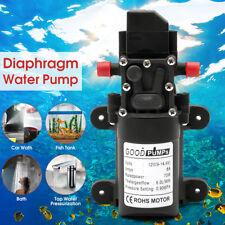 12V Micro Diaphragm Water Pump Self-Priming Caravan 130Psi High Pressure 6L/min