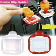 Sauce Moto Dip Clip Sauce Holder FOR KETCHUP AND DIP SAUCES Car in J6V9