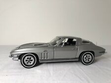 "New Listing1965 Corvette Coupe Franklin Mint S11E932 1:24 Le ""Fiberglass�"