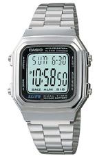 Casio Watch Retro Digital Unisex  A-178  A178WA  A178  Illuminator Alarm
