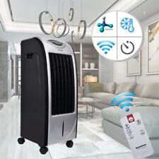 Climatiseur mobile 4en 1 65W télécommande réservoir d'eau 7L Refroidisseur d'air