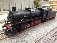 Locomotiva a vapore Gr 740 697 delle FS Rivarossi H0 Digitale DCC NUOVA