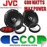 Ford C-Max 2010 Onwards JVC 17cm 6.5 Inch 600 Watts 2 Way Rear Door Car Speakers