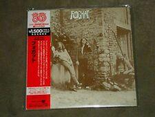 Foghat S/T Japan Mini LP