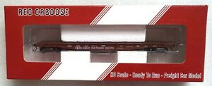Red Caboose / SPH&TS Texas & New Orleans / Southern Pacific Flat Car - HO Scale