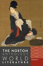The Norton Anthology of World Literature (2012, Paperback)