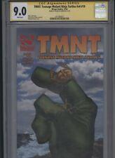 TMNT: Teenage Mutant Ninja Turtles #v4 #19 CGC 9.0 SS Eastman 2004 MIRAGE STUDIO
