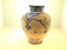 "PERSIAN ANTIQUE SAFAVID, KIRMAN GLAZED VASE - 5 1/4"" IN HEIGHT - V.NICE -B.OFFER"