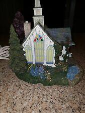 Hawthorne Village Thomas Kinkade Seaside Chapel B1241(?) Lighted *