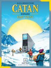 Settlers of Catan: PRESALE Crop Trust Scenario board game New