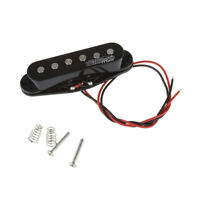 Wilkinson LOW GAUSS Black Vintage Tone Single Coil Middle Pickup For ST Guitar
