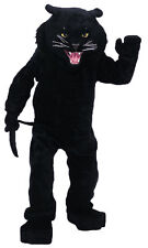Panther Black Mascot Complete Costume Cat Adult Professional Rental Quality