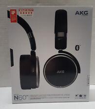 AKG N60NC Wireless Black Headband Headsets
