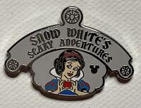 DLR Hidden Mickey 2019 Attraction Snow White's Scary Adventure Disney Pin 136693