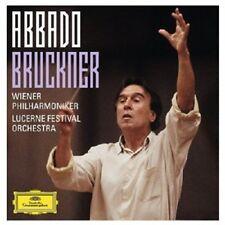 Abbado / Wiener Philharmoniker / Lucerne Festival - Bruckner [New CD]