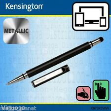 Kensington Virtuoso DUO Touch Screen PEN + STYLUS Tablet Smartphone iPad Android