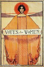 Votes for Women  (suffrage) : B. M. Boye : 1913