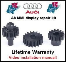 Audi A8 MMI screen repair kit, 3 pcs REPLACEMENT GEARS,  4E0857273D