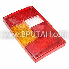 Range Rover Classic Left Driver Side Taillamp Taillight Tail Lamp Light LENS