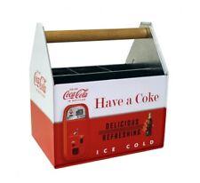 COCA COLA UTENSIL HOLDER - COKE - OFFICIALLY LICENSED PRODUCT - COKE MERCH