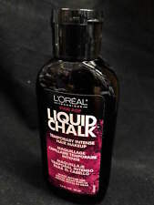L'OREAL LIQUIS CHALK-PINK POP TEMPORARY INTENSE HAIR COLOR 1.6 OZ.