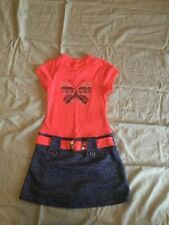 Clothing Lot with Girls Clothing Size 4/5 & 5/6