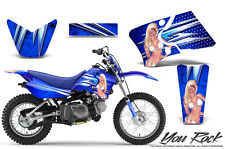 YAMAHA TTR90 CREATORX GRAPHICS KIT DECALS YOU ROCK BL