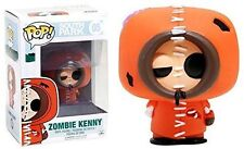 "Exclusivo South Park Kenny Zombie 3.75"" Figura de Vinilo Pop 05 Reino Unido Vendedor"