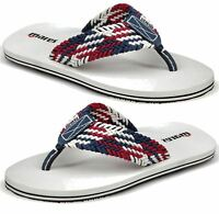 MARES Men's PLAITED ROPE / EVA Flip Flop Sandals Thongs Sizes 7 - 12 - RRP £17