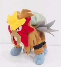 Entei Pokemon Banpresto UFO Plush 2000 Stuffed Toy Doll Japan Raikou Suicune