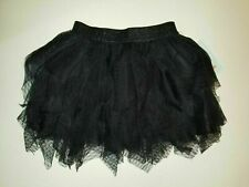 Toddler Girls Tutu Skirt Black Skirt Sizes- 3T or 4T Cat & Jack NWT