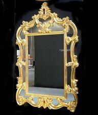 Baroque/Rococo Style Metal Frame Decorative Mirrors
