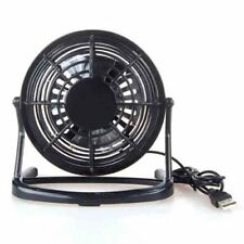 Fan Portable Mini Electric Cooling Small Metal Table Desk Office Home USB New