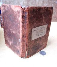FABULAE AESOPI SELECTAE,AESOPS FABLES,1810,H. Clarke