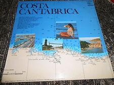 SEXY NUDE COVER Costa Cantabrica LP 1976 Los 5 del Este+Los Amaya+Harpo+Cindy...
