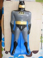 MARVEL DC comics super heros BATMAN 1992 bottle of bubble bath 28cm