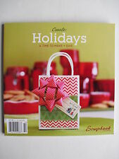 CREATE: HOLIDAYS From SCRAPBOOK TRENDS
