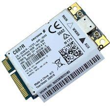 Dell DW5530 Eircsson F3507G C687R 3G GPS HSPA WWAN MINIPCI-E WIRELES Card