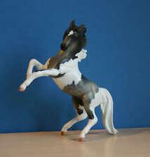 Breyer G2 Rearing Arabian Custom Horse Grey Dappled Paint Stablemate SM CM