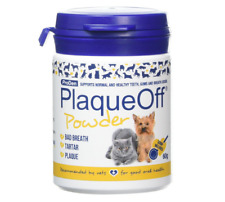 Proden Plaque off for Cats and Dogs Natural Gum Health Cat Dog Hygiene 60g