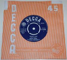 KATHY KIRBY*SECRET LOVE*YOU HAVE TO WANT TO TOUCH HIM*1963*DECCA 11759*VG/VG+
