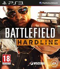 Battlefield Hardline Deluxe Edition PS3 (Leer Descripción)