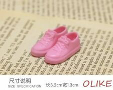 New pink  sports shoes shoes for BLYTHE AZONE LICCA DOLL-003