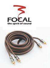 Focal ELITE Cinch Kabel 1m 6mm² 100% OFC Kupfer High End Stereo Chinchkabel NEU